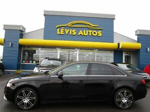 2009 Audi A4 QUATTRO PREMIUM PACKAGE 8 MAGS CUIR TOIT OUVRANT !