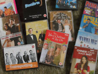 Selection of dvds eclectic mix for whole family