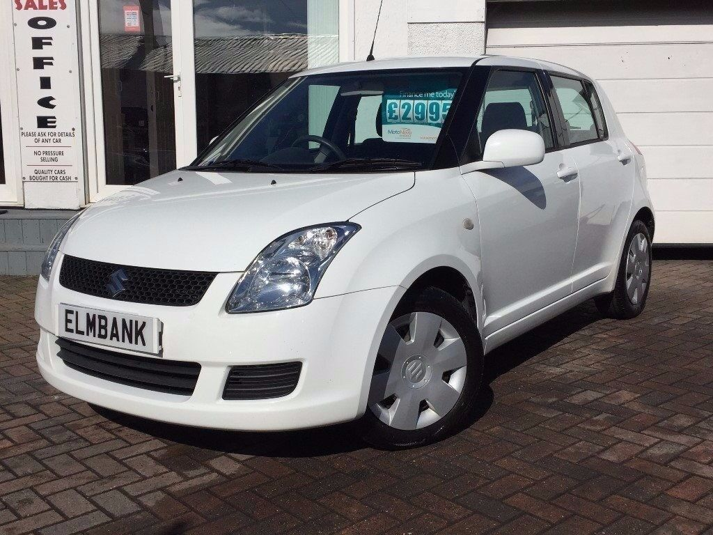 2009 59 suzuki swift 1 3 91bhp gl low miles supplied with 12 months mot in ayr south. Black Bedroom Furniture Sets. Home Design Ideas