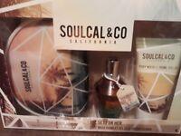 Ladies Soulcal Gift Set