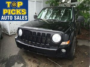 2007 Jeep Patriot VEHICLE IS BEIG SOLD ON AN AS IS BASIS