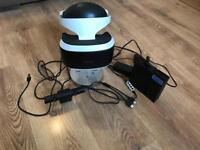 PlayStation virtual reality headset bundle