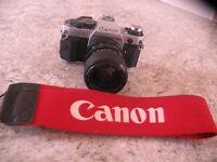 Canon AE1 Program Film Camera