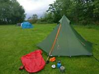 Wickiup 3 tent