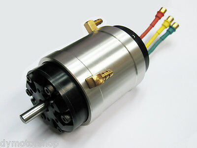 SSS Motor 5694 6 pole 800kv Brushless Motor with Water cooler Jacket for RC Boat