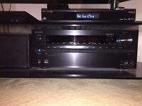 ONKYO TX-NR636 + Onkyo skc THX 51 speaker system.
