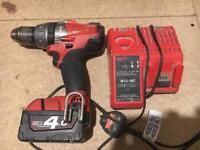 Milwaukee 18v heavy duty hammer drill driver m18cpd