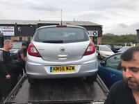 Vauxhall corsa 1.4 petrol Breaking for parts