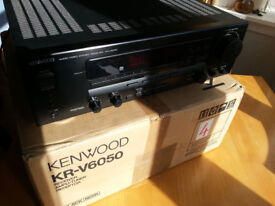 Kenwood Pro-Logic Amplifier/Receiver KR-V6050