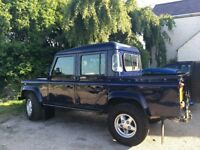 Land Rover Defender 110 Td5 twin-cab 2004 beautiful beast