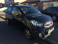 2014 Kia Picanto with 12 months MOT and free road tax