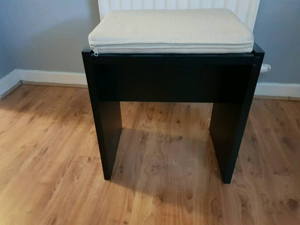 Dressing Table Stool.