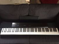 Casio Privia x-150 with soft gigging case included