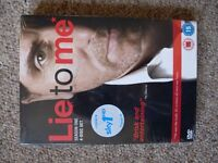 Lie to me Series 1 DVD [New]
