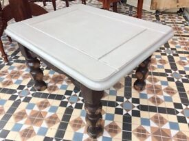 SOLD Lovely upcycled coffee table