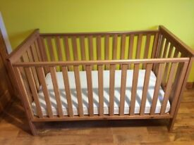 Mothercare Jamestown Solid Pine Cot Bed