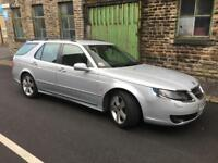 Saab 95 9-5 Aero Estate Turbo 260bhp Auto