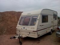 For sale - Caravan - Bailey Pageant Cabriolet / 2 beds / Year - 1999 !