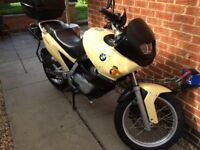 Grat bike great ride, 6months mot, reluctant to sell.