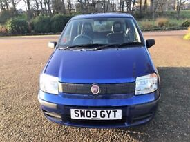 Fiat Panda, very low mileage