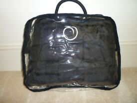 icandy Peach Seat Liner-Black-Used Once-Excellent Condition-Still in original bag