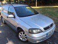 2004 DIESEL Vauxhall ASTRAVAN. BRILLIANT CONDITION. RECENTLY SERVICED. FREE WARRANTY. NO VAT.