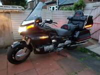 Honda goldwing GL1500 se +trike kit