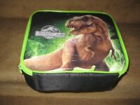 Two Lunch cases - Jurassic World and Fairy Princess - See Prices