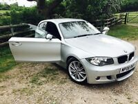 BMW 1-Series 120d M Sport , Full service history, immaculate condition