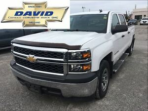 2014 Chevrolet Silverado 1500 2WT CREW 2WD LOADED LOCAL TRADE