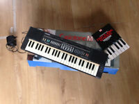 CASIO CASIOTOME MT-205 ELECTRIC KEYBOARD VINTAGE FULLY WORKING