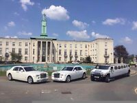Hummer Limo & Rolls Royce Phantom Package deals for Weddings - Limo Hire / Wedding Cars / Birthdays