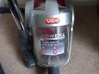Vax cylinder vacuum cleaner