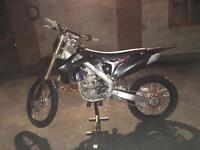 2013 honda crf 250 BARGAIN
