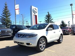 2014 Nissan Murano Platinum AWD LEATHER NAVI FULLY LOADED