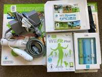 Wii fit plus including wii sports and balance board