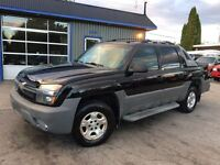 2002 Chevrolet Avalanche 1500 North Face Edition