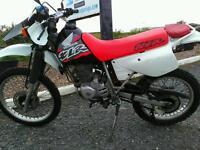 Honda xlr 125 1998. May p/x