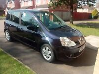 Renault Modus Spacious economical hatchback in good condition and a bargain