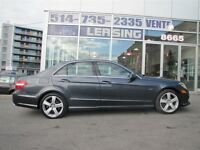 2012 Mercedes-Benz E-Class 4MATIC LOW MILEAGE
