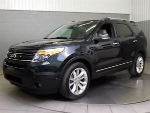 2014 Ford Explorer LIMITED AWD TOIT PANO CUIR NAVI