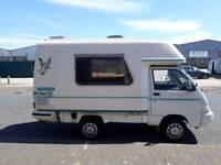 Daihatsu romahome campervan