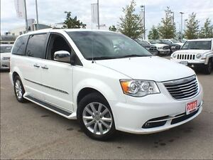 2016 Chrysler Town & Country LIMITED**LEATHER**DUAL DVD**