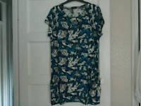 New size 12 ladies dress top