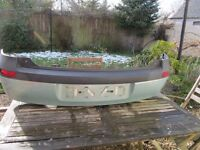 Rear Bumper for Vauxhall Corsa C 2000 - 2006 - Very Good Condition