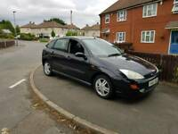 Ford focus 1.6 petrol 5door moted 385ono swaps