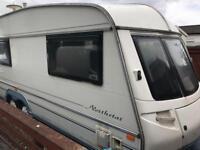 Award northstar caravan. 2002 £1000 ovno