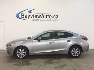 2014 Mazda Mazda3 GX- AUTO! A/C! BLUETOOTH! FULL PWR GROUP!