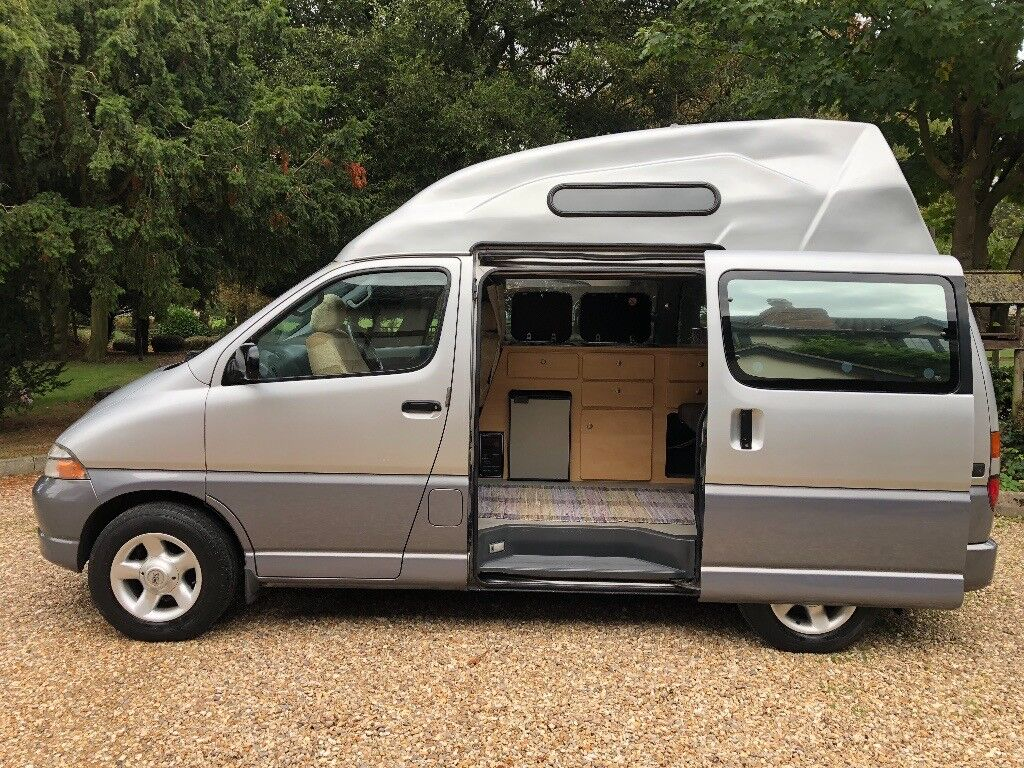 Toyota Granvia Camper Van 4 Berth 30td Automatic 1996 Model Georgie Boy Fuel Filter Location Part Exchange Welcome