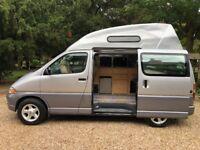 Toyota Granvia Camper Van - 4 Berth - 3.0TD Automatic - 1996 Model - Part Exchange Welcome